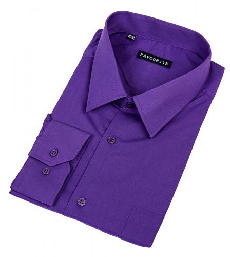 DF0701FAV-сорочка мужская