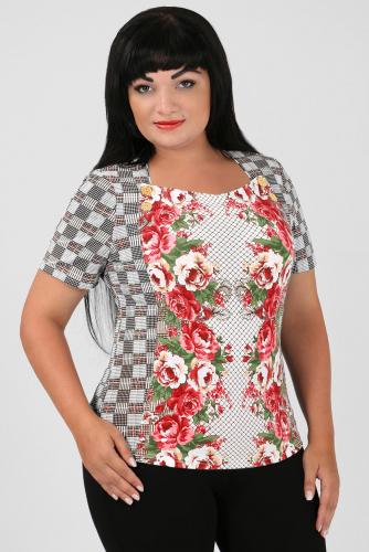 19-70 СИМАН 4202 Блуза