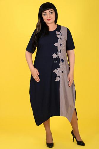 20-26 ДАДАШ D-370 Платье