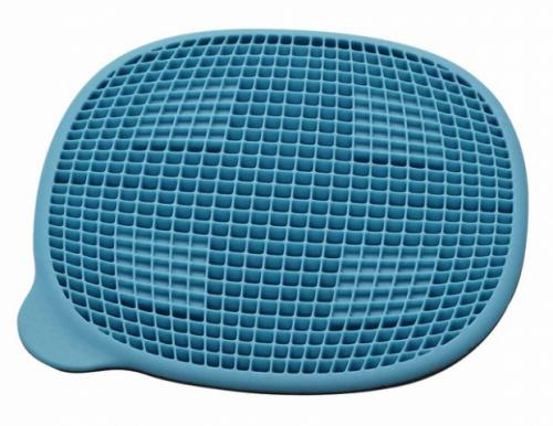 0229 GIPFEL Подставка под горячее с магнитом VITA 19,5х18х0,8см синяя Материал: Силикон FDA