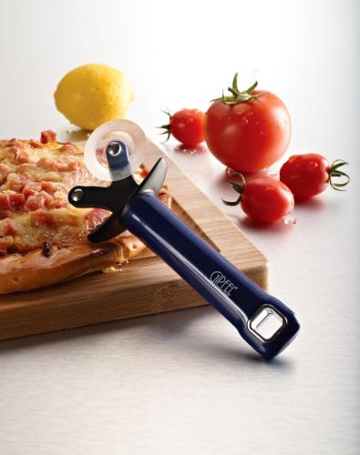 9054 GIPFEL Резак для пиццы 22,2 см (нерж. сталь, силикон)