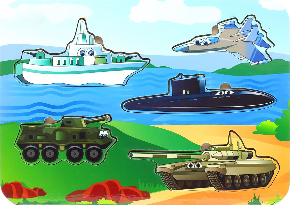 Детские военная техника картинки