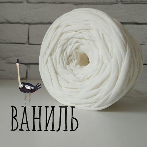 Пряжа Kotonitka ваниль