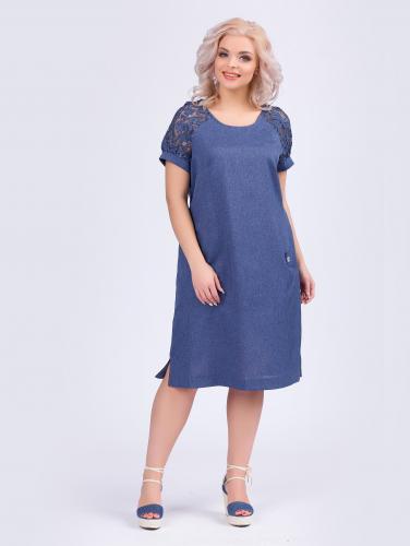 Платье П-1501/4