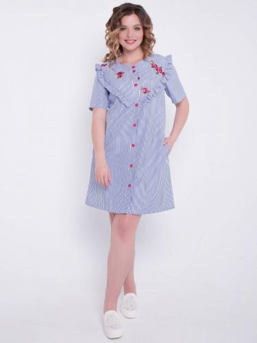 Платье П-1704/6