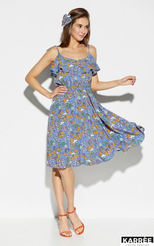 Платье Аква