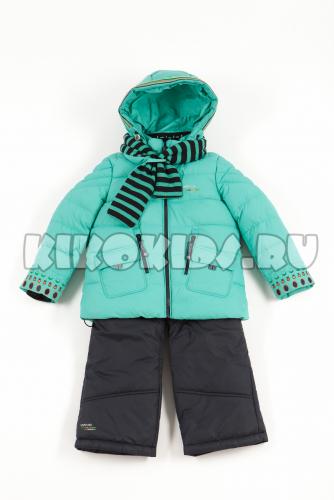 870-16 Костюм для девочки зимний