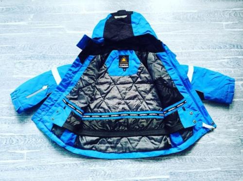 Демисезонная мембранная куртка Icepeak цвет blue