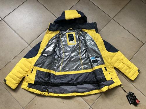 Теплая женская мембранная куртка High Experience цвет Chestnut Ash р. XXL (50)