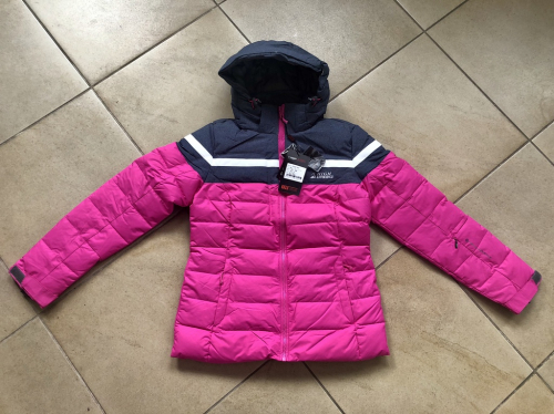 Теплая женская мембранная куртка High Experience цвет Rose Pink р. L (46)