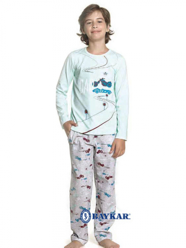 N9635240 Пижама для мальчика