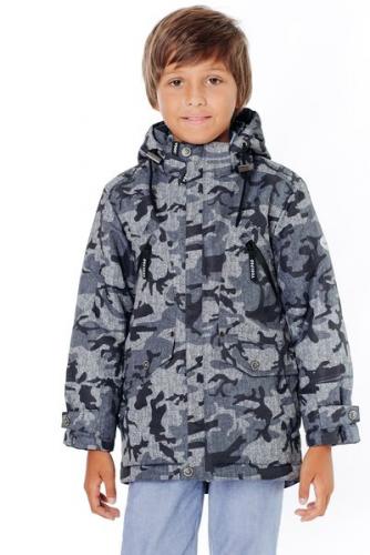 Куртка демисезонная Камуфляж