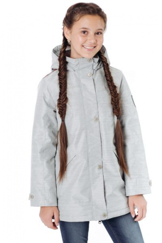 Стильная демисезонная куртка для девочки
