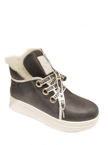 Ботинки зимние KB708GR1
