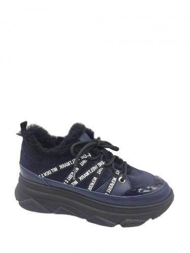 Ботинки зимние KB729BL1
