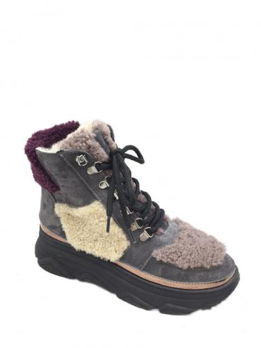Ботинки зимние KB725GR1