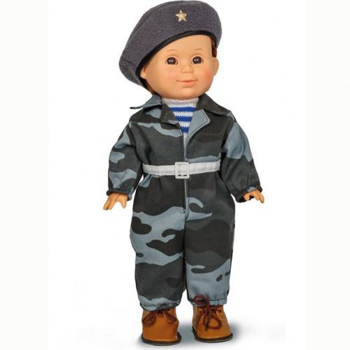 Кукла Митя военный озв.
