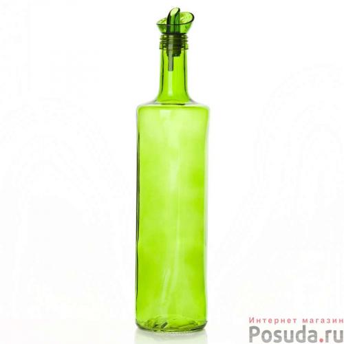 Бутыль для масла цветная 0,75 л