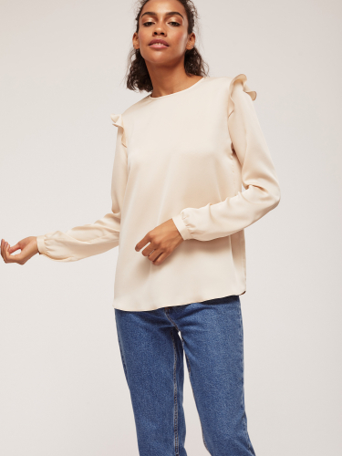 Блуза с