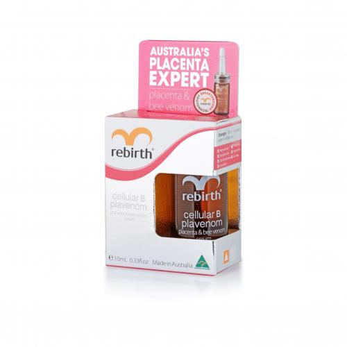 Cellular B Plavenom Placenta & Bee Venom Serum - сыворотка от морщин с экстрактом плаценты и пчелиным ядом, 10мл