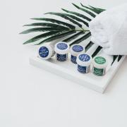 Минеральные суспензии для ножных ванн BETULIN