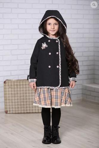 SALE   2200   Куртка детская для девочки П18-2 Кэтти