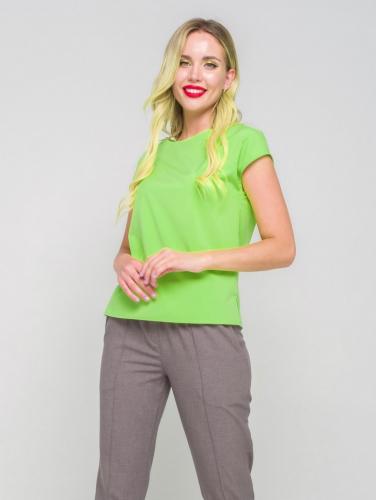 Блуза 185/2, салатовый