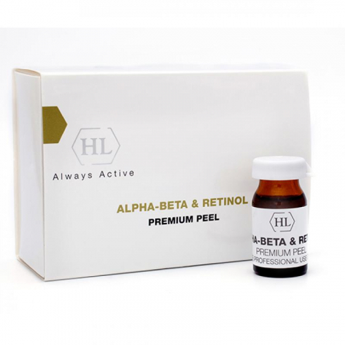 ALPHA-BETA Premium Peel(Набор) / Премиум пилинг, 6x7мл