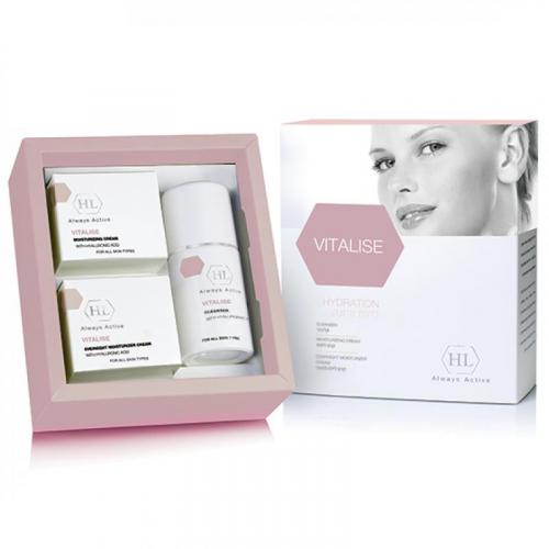 VITALISE (Cleanser + Day cream + Overnight cream) / Набор Vitalise