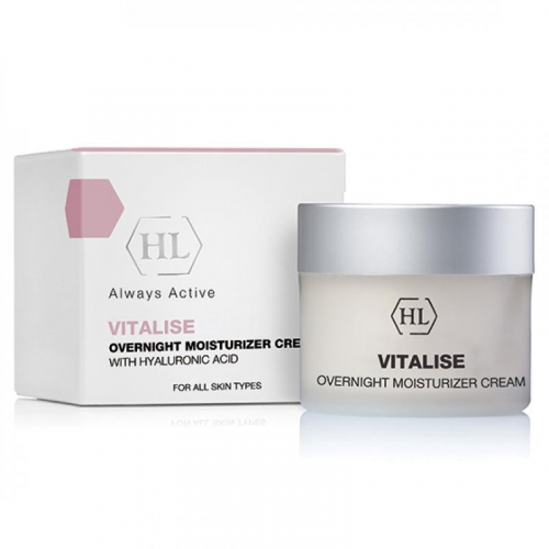 VITALISE Overnight Moisturizer Cream / Смягчающий питательный крем, 50мл
