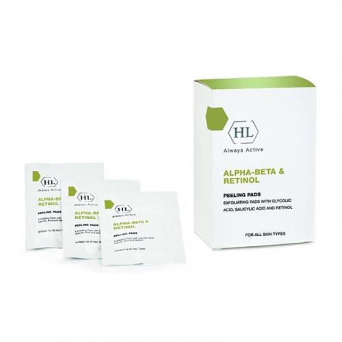 ALPHA-BETA Peeling Pads (24 Шт) / Отшелушивающие салфетки