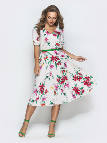 Платье 43306