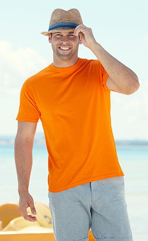 арт61 036 S-3XL 42-64 белый-199.00; цветной-249.00 VALUEWEIGHT Tклассические футболки средней плотности 160-165 гр-м2