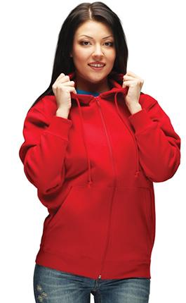 Толстовка арт280 REDFORT sweat shirt классическая, футер с начесом, 80хб+20пэ 290 гр-м2 XS-XXL 44-54 1446,00
