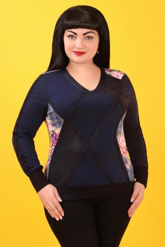 19-70 СИМАН 3625 Блуза