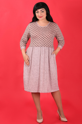 2В 4580 Платье