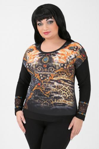 19-70 СИМАН 3394 Блуза