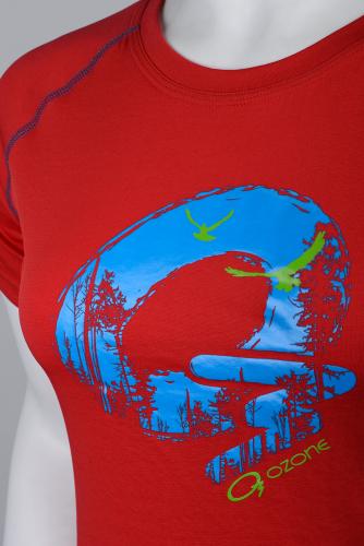 Спортивная футболка Iris O-Skin
