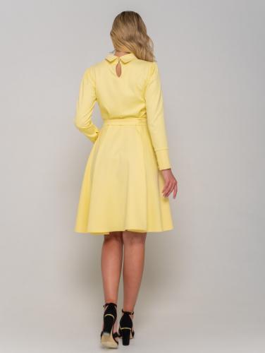 Платье 205, жёлтый