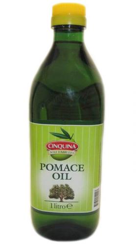 Масло оливковое Pomace Cin**in*, 1л