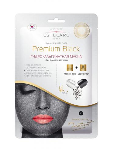 Premium Black Гидроальгинатная маска для проблемной кожи 55г