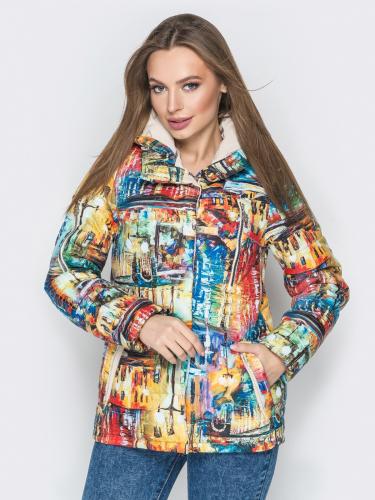 Куртка демисезонная 12094
