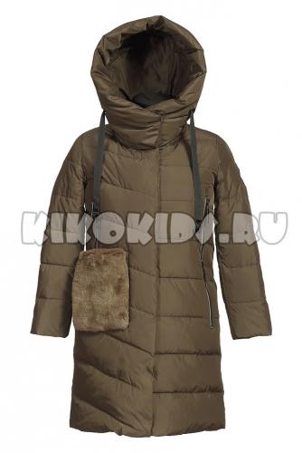 651-19д Пальто зимнее для девочки
