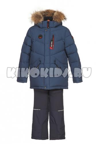 5409 Б Костюм для мальчика зимний
