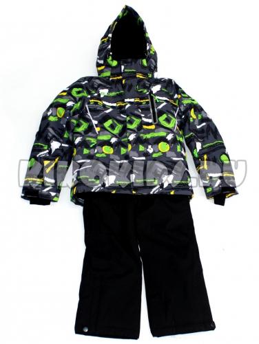 952 К Горнолыжный костюм для активного отдыха