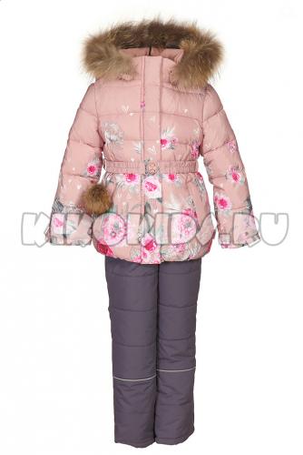 5330 Костюм для девочки зимний
