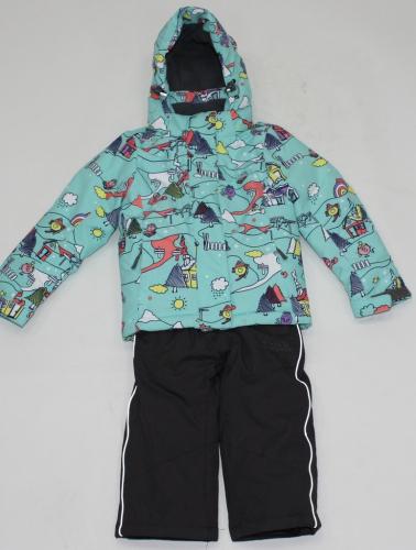 50/54-320 К  Горнолыжный костюм для активного отдыха
