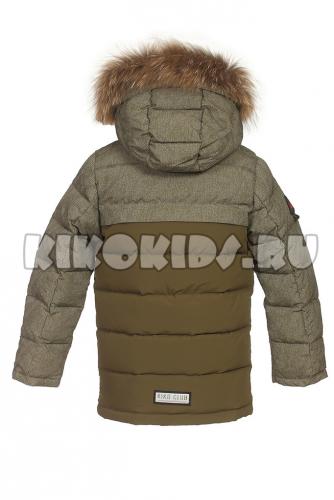 5421 Куртка зимняя для мальчика
