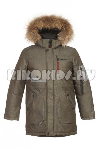 5424 Куртка зимняя для мальчика