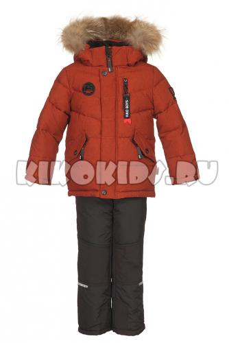 5409 М Костюм для мальчика зимний